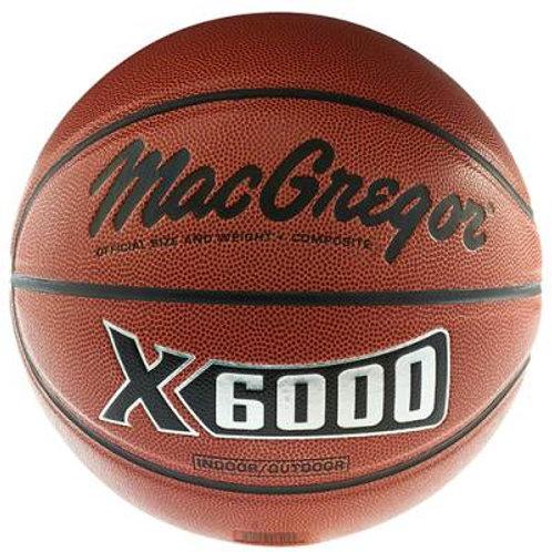 *MacGregor X6000 Junior Basketball SKU# MCX6275X