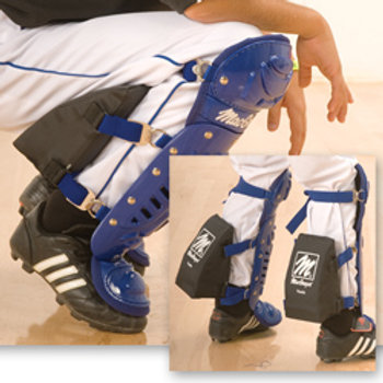 MacGregor Catcher's Knee Support Adult and Youth Size (Pair) SKU# 1184747
