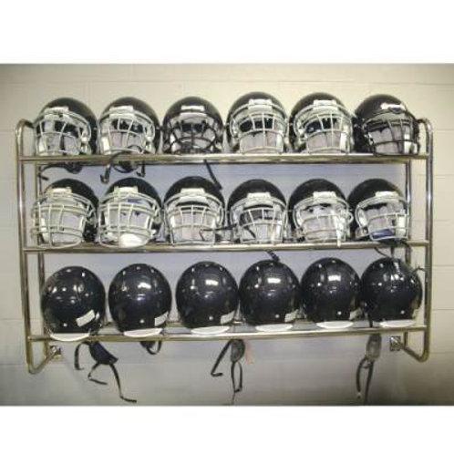 *Wall Mounted Helmet / Ball Rack SKU# 1197739