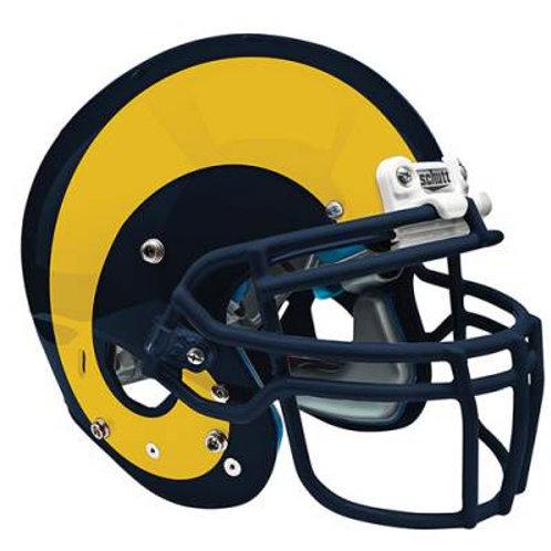 *Schutt Horn Helmet Decals (Pair ) SKU# 1388562
