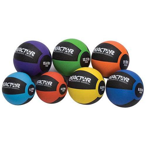 *Champion Barbell Rubber Medicine Balls sets SKU# 1271454