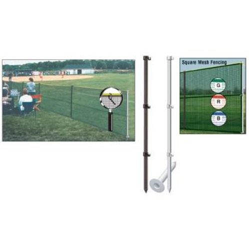 *Outfield Fencing Pack w/Smart Pole Set SKU# MKGMFGSG