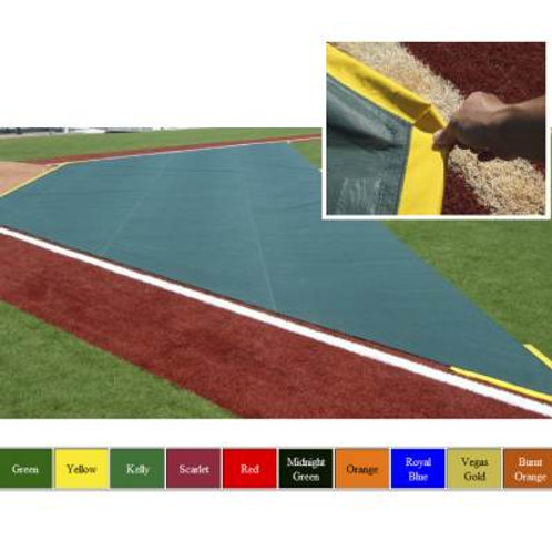 *Wind Weighted Infield Protector SKU# 1323542
