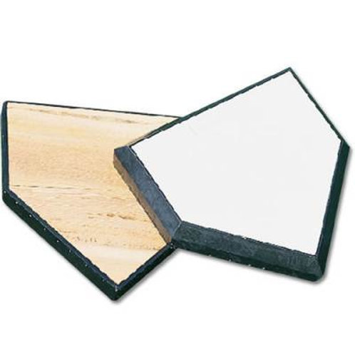 *MacGregor® Wood-Filled Home Plate SKU# BBHPSAFE