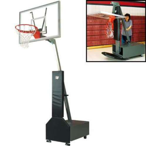 *Bison Club Court Portable Basketball Systems SKU# 833444XX