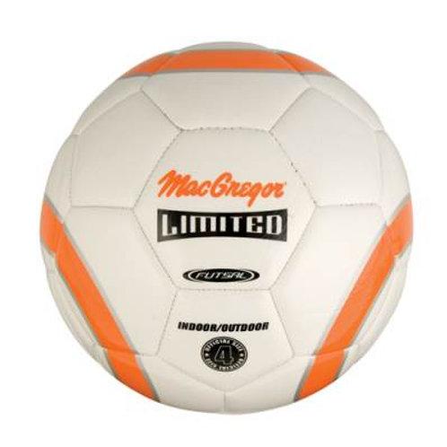 *MacGregor Limited Futsal Soccer Ball SKU# 1262698