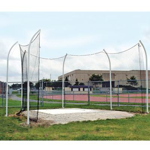 Gill High School Discus Cage Barrier Netting for Steel Cage SKU# GA80302