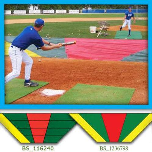 *Bunt Zone® Infield Protector/Trainer SKU# 1236798