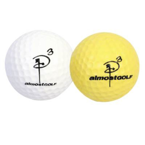 *AlmostGOLF™ Practice Ball