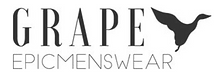 grape menswear