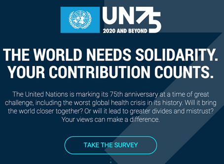 ESHClub is an Official UN Partner - Help us get the message out!