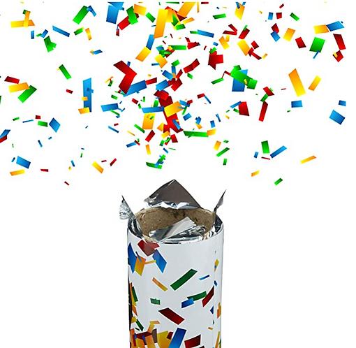 Confetti Cannon - 40cm