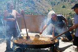 Fiesta paella!