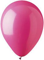 """Hot Pink 12"""" Latex Balloons"""