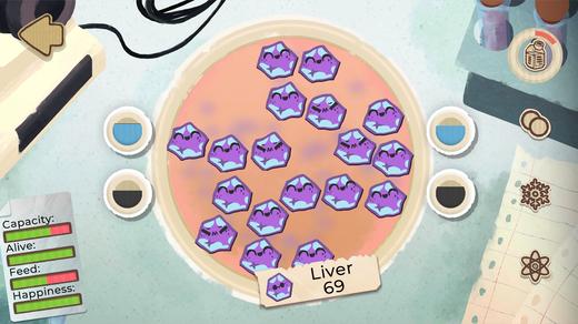 Make liver cells