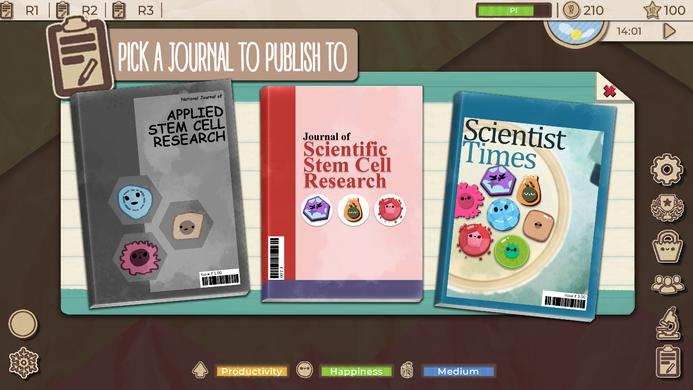 Publish, publish!