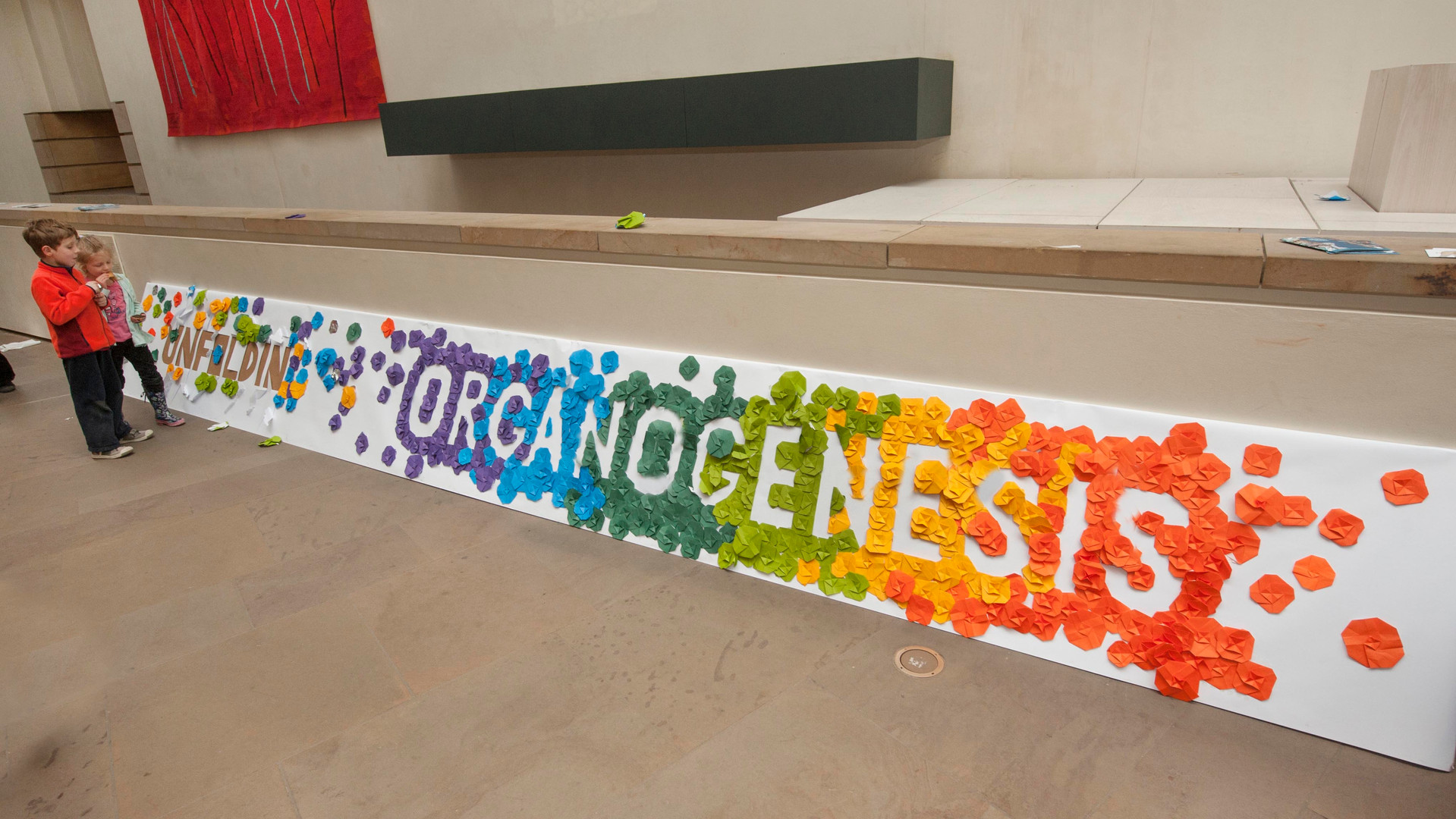 Unfolding organo-genesis