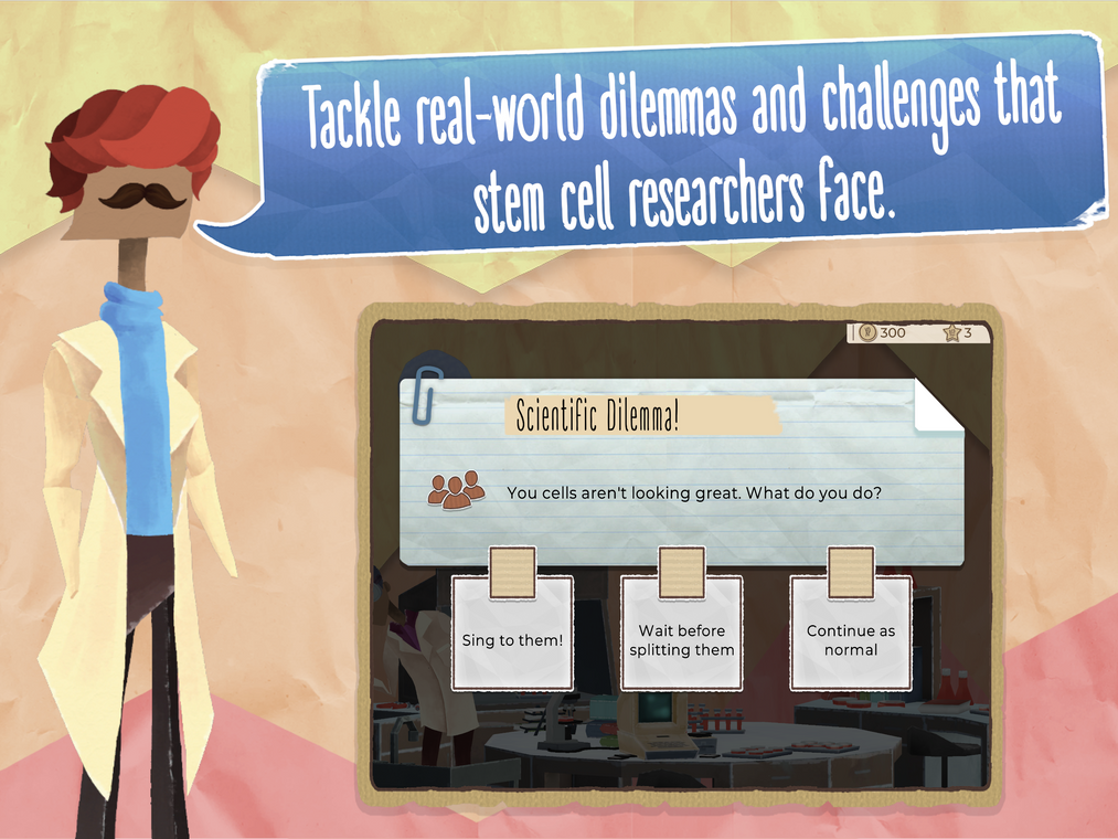 Tackle real world dilemmas of science
