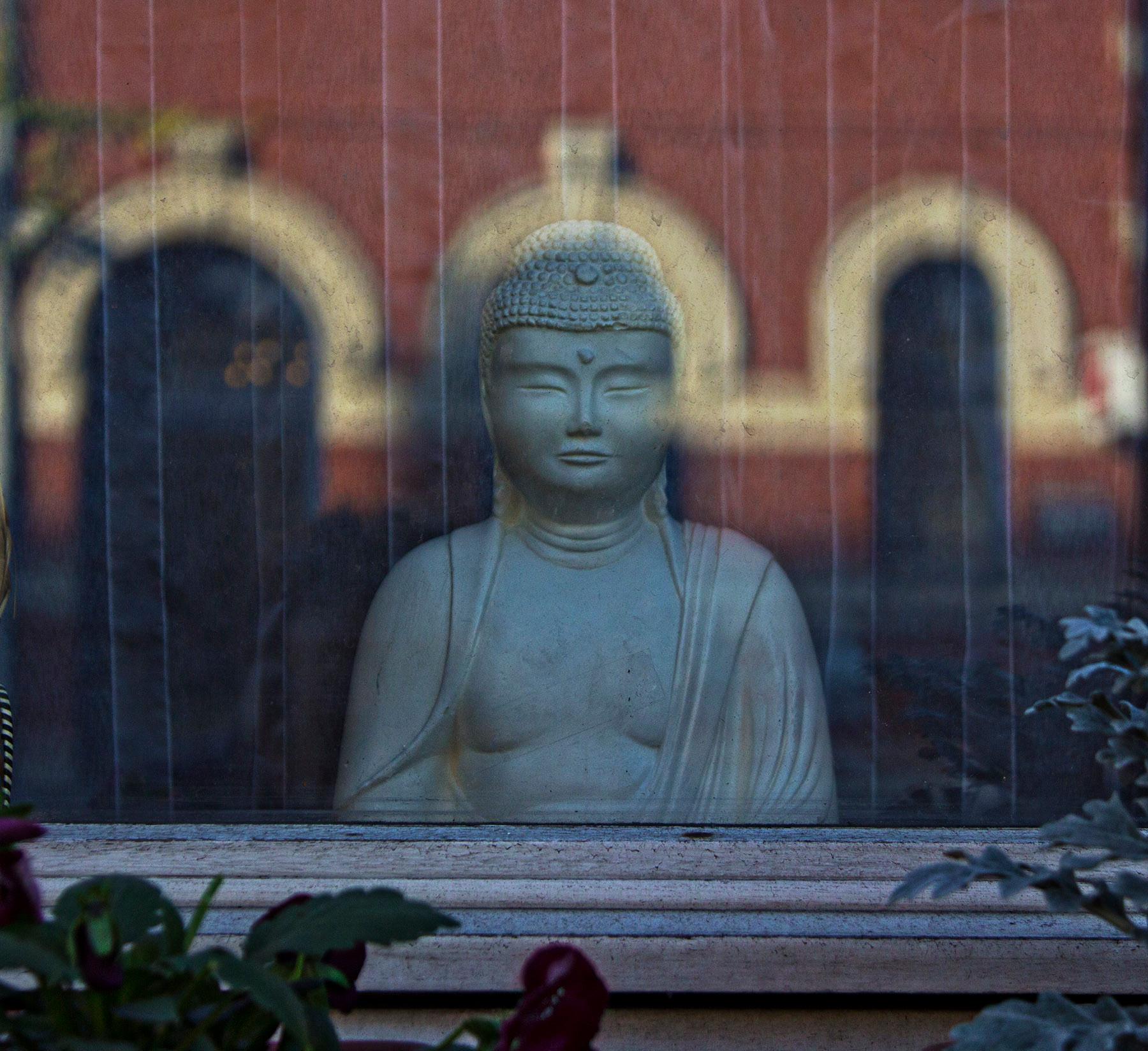 Le chapeau du bouddha