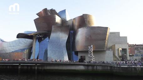 Reportage sur les 20 ans du Musée Guggenheim de Bilbao.
