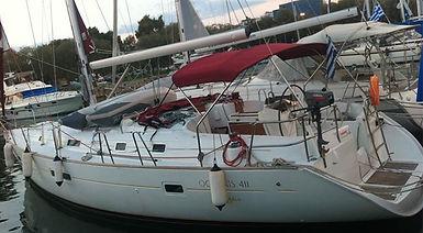Oceanis 411, BJ 2001, 4 Kabinen, Basic.j