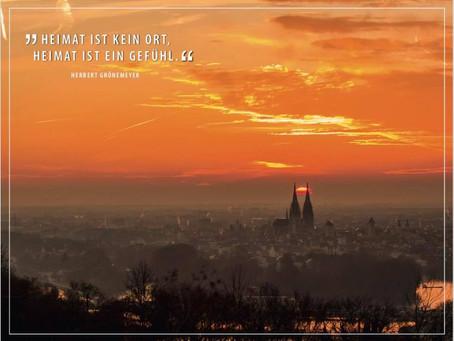 Regensburg in Bildern - ein Danke an Christine Kandlbinder