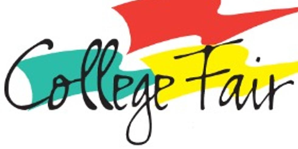 FREE! Virtual College Fair Registration (General Public)