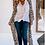 Thumbnail: Jasmin white viscose blouse