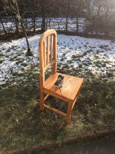 schleifen Stühle