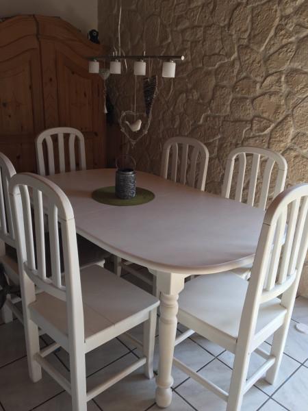 neuer Look Stühle