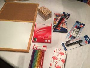 Wochenplan und Menüplan DIY