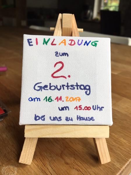 Einladungskarten DIY
