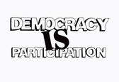 Democracy Is Participation