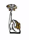 Finger Flower