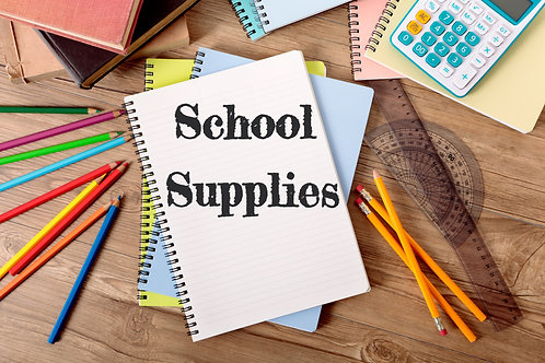 Select Class Supply Fee - Required