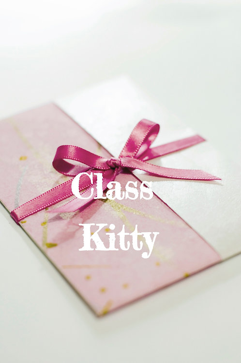 Class Kitty Fee - Required