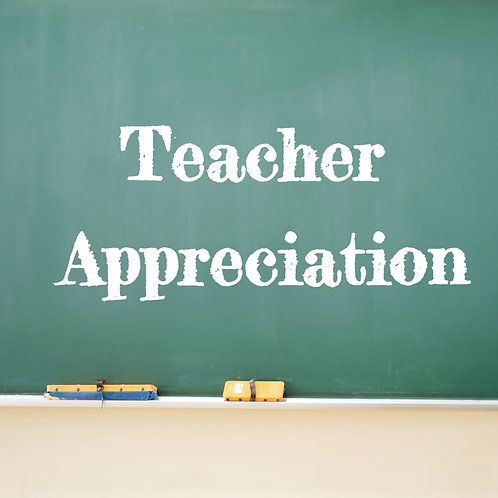Participate in the Teacher Appreciation Fund
