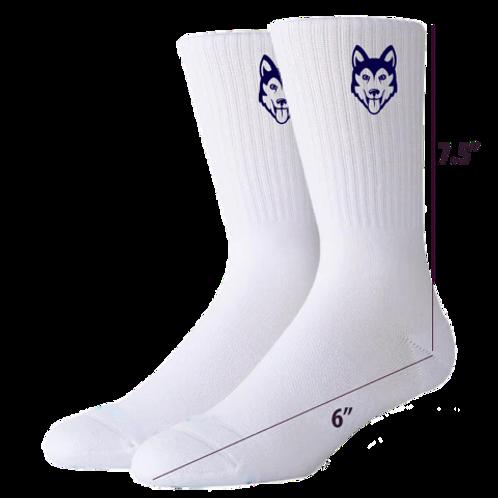 Socks husky