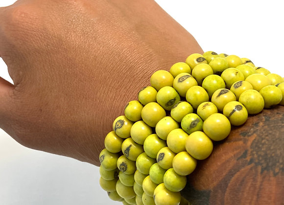 Açai Bracelet - light Green