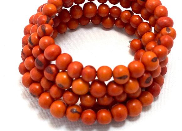 Açai Bracelet - Orange