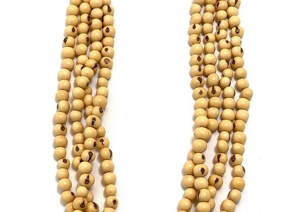 Acai Necklace - 4 strands, Off white