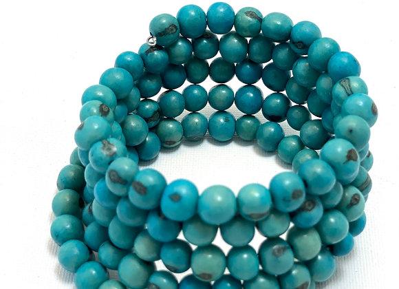 Açai Bracelet - Blue