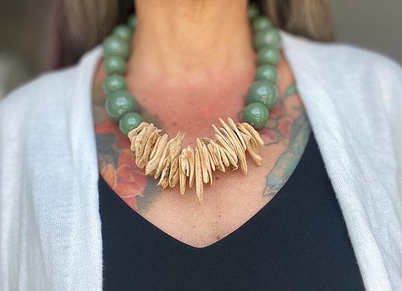 Cosmopolitan Necklace/short - Oliver Green