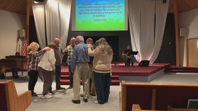 Jesus Is - Jesus is Worthy - Pastor Chrissy Davis - 4.14.19