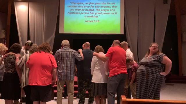 Make A Difference - Listen! - Pastor Tim Elliott - 6.23.19