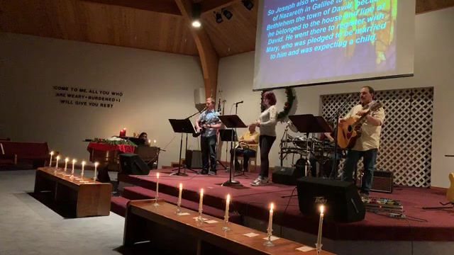 Christmas Eve Service - 12.24.19