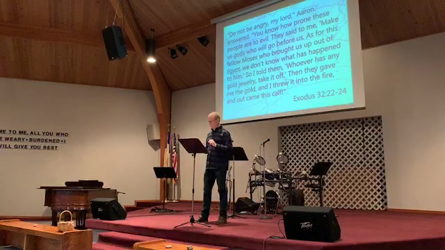 {UN}BROKEN - Exodus 32 - Pastor Tim Elliott - 2.24.19