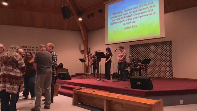 {UN}BROKEN Relationships - Pastor Chrissy Davis - 3.3.19