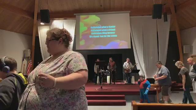 Good Friday - Jesus is - Jesus is All In - Pastor Tim Elliott - 4.19.19