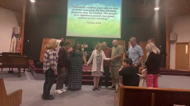 Day 22 - 21 Days of Prayer - Pastor Tim Elliott - 8.25.19